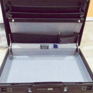 Samsonite Omega GL Vintage Briefcase Locks 80's